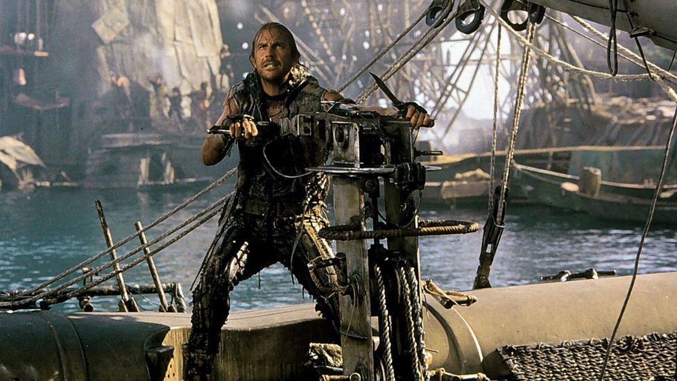 To keep Universal from forcing cuts on the script, Costner agreed to forfeit his percentage of the gross receipts (Credit: Alamy)