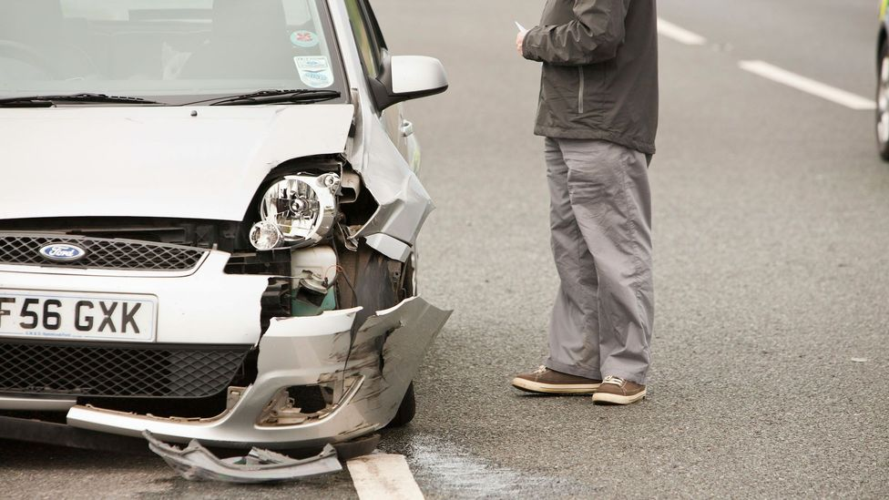 Most drivers are overconfident, inaccurately assessing their abilities on the road – a myopia that can lead to traffic accidents (Credit: Alamy)