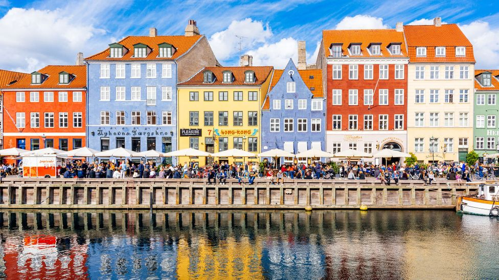 Danes have a strong sense of social responsibility and a high level of social trust (Credit: Alexander Spatari/Getty Images)
