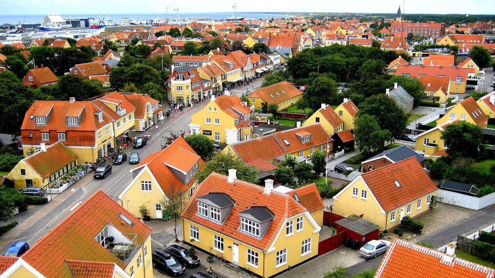 Denmark was one of the first in Europe to go into lockdown and has managed to keep infection rates low (Credit: Hugi Olafsson/Getty Images)