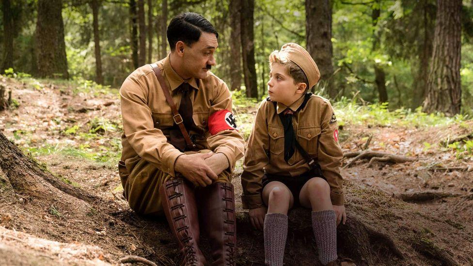 Taika Waititi's 2019 film JoJo Rabbit saw the director himself play Hitler as a child's imaginary friend (Credit: Alamy)