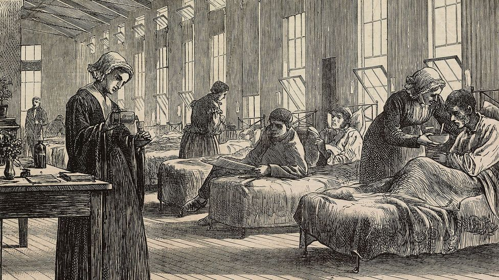 In the 19th Century, smallpox is thought to have killed 400,000 people a year in Europe alone (Credit: Getty Images)