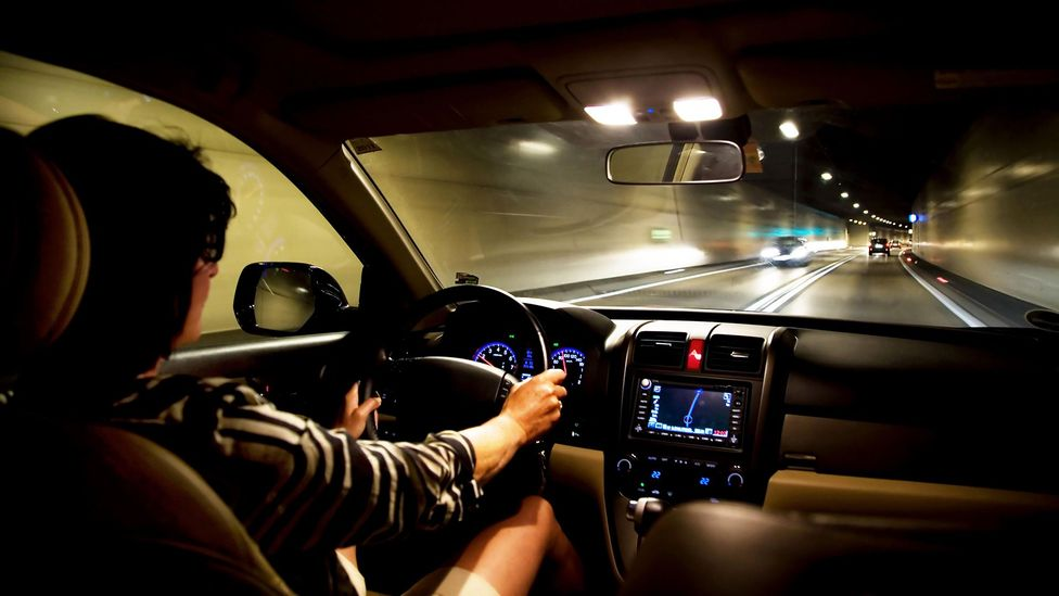 Inertial navigation is what takes over when in-car navigation devices lose the GPS signal inside tunnels (Credit: Alamy)