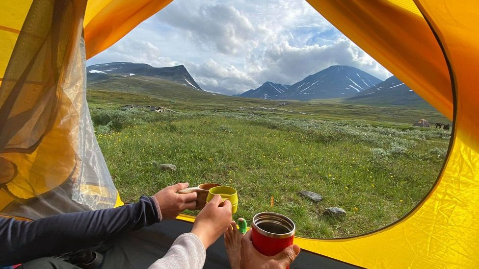 Night trains to Abisko in Lapland have proved very popular this summer