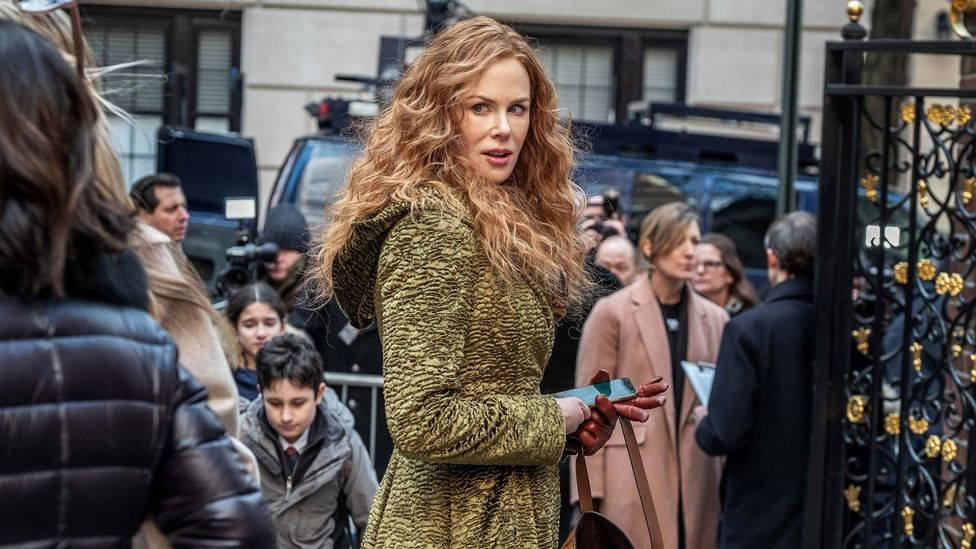 Nicole Kidman plays Grace, a therapist treating couples – but who has problems of her own at home, of course (Credit: HBO)