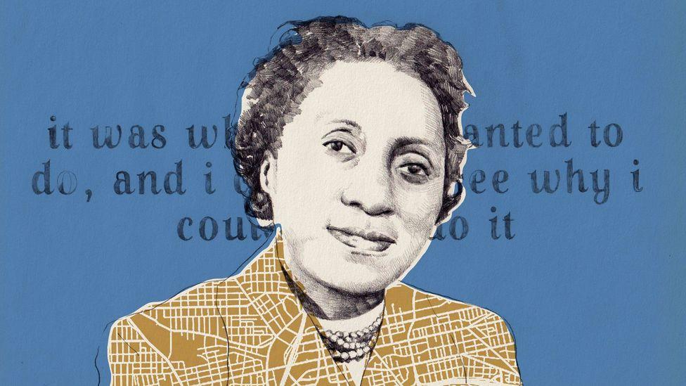 Helen Octavia Dickens (Credit: Emmanuel Lafont)