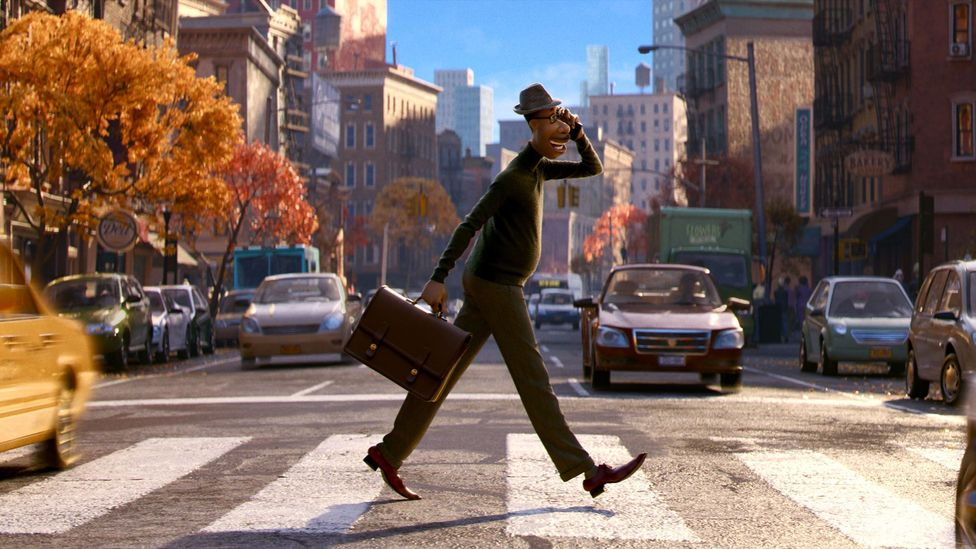 Pixar's Soul is 'a gorgeous muddle' - BBC Culture