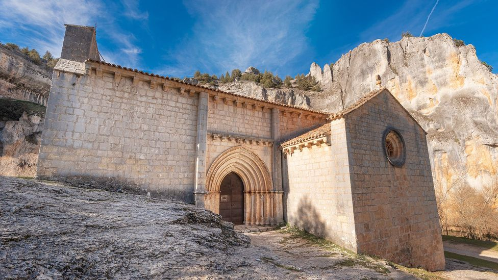 The Templar hermitage at the heart of the Iberian Peninsula (Credit: herraez/Getty Images)