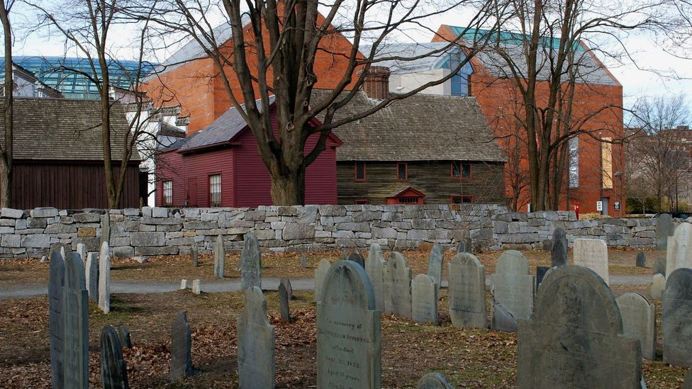 Salem has used its historic past to develop strong Halloween seasonal business