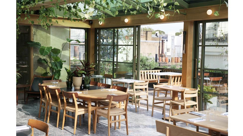 Pantechnicon in London seeks to create a homely, domestic mood (Credit: Pantechnicon)