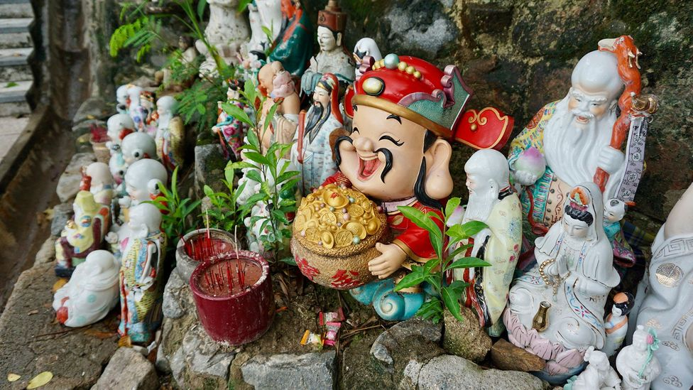 Wong and this vast outdoor shrine remain relatively unknown to most Hongkongers (Credit: Matthew Keegan)