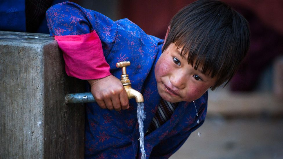 More than a billion people around the world still do not have access to clean drinking water (Credit: Alamy)