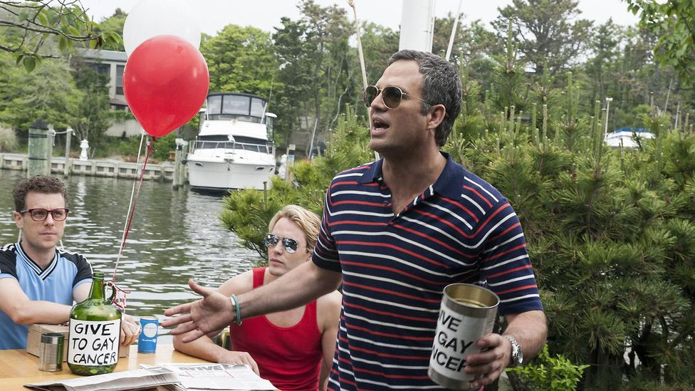 The Normal Heart found a new audience when it was made into a television film starring Mark Ruffalo in 2014 (Credit: Alamy)