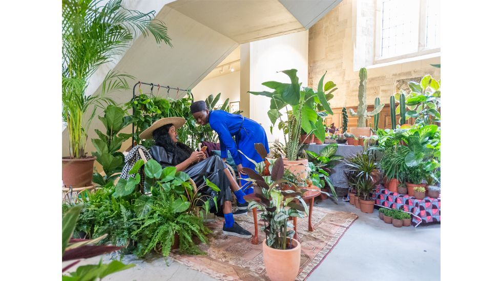 The Garden Museum organises indoor-plant fairs that are popular with Londoners (Credit: Garden Museum)