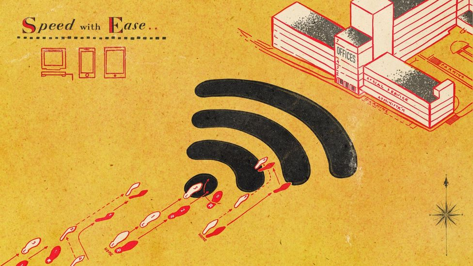 Striking a balance between business as usual and social distancing has been a delicate dance, and only possible for those who have quality internet access