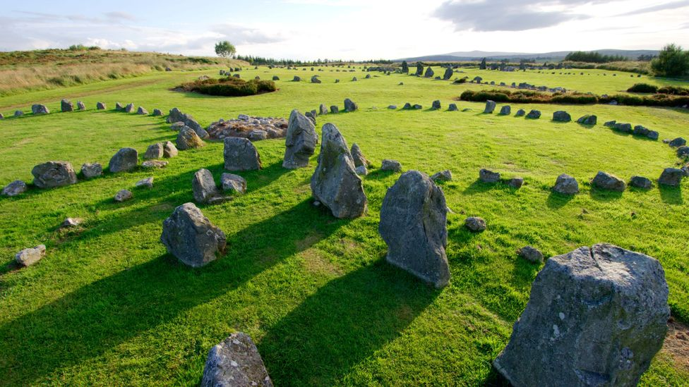 Human activity in the Sperrins dates back thousands of years (Credit: Alamy)
