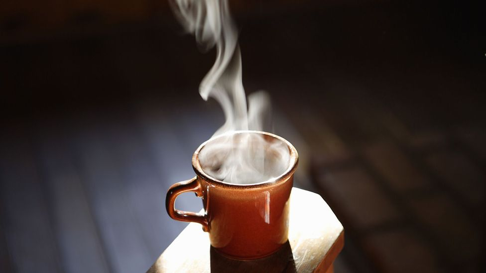 If it's drunk very hot, coffee can be carcinogenic (Credit: Paul Taylor/Getty Images)
