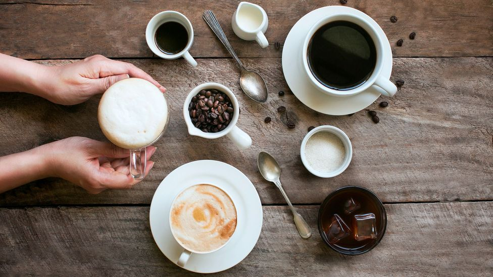 All types of coffee are associated with health benefits, though those benefits are stronger for ground coffee (Credit: Getty Images)