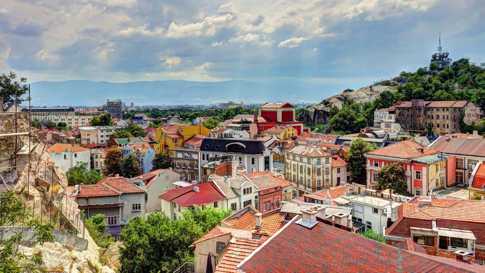 Plovdiv was awarded the title of European Capital of Culture in 2019 (Credit: Mehdi33300/Alamy)