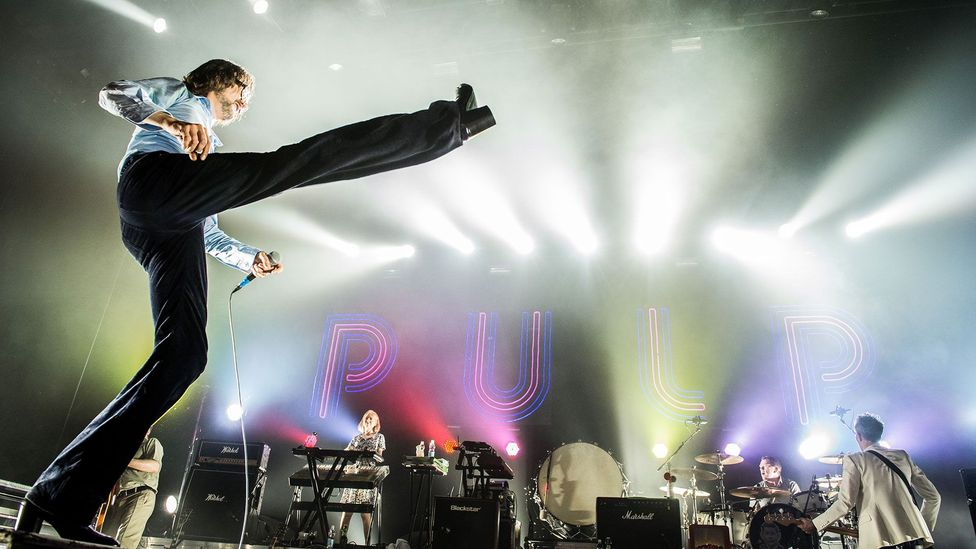After a hiatus, Pulp performed together in 2012 and 2013 (Credit: Getty Images)
