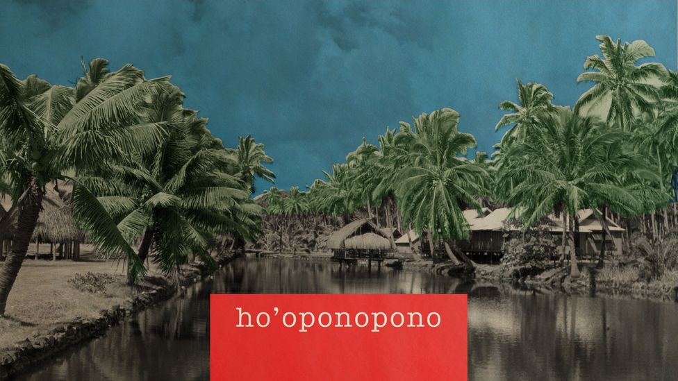 """The English translation of """"ho'oponopono"""" doesn't quite do justice to the practice of reconciliation and forgiveness it encompasses in Hawaii (Credit: BBC/Getty Images)"""