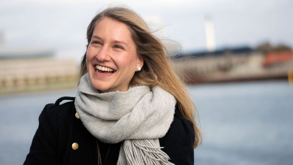 Luzia Buchman says she wants to feel like she's contributing to society (Credit: Luzia Buchman)