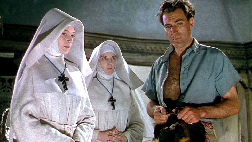 Black Narcissus tells the story of a group of nuns who find themselves overcome by repressed desire when they move to a Himalayan retreat (Credit: Alamy)