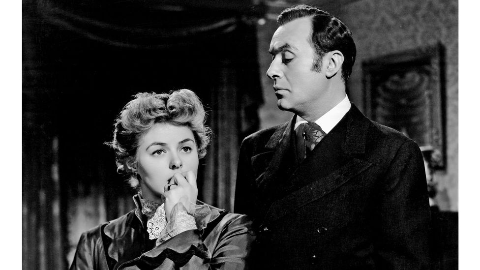 """The term """"gaslighting"""" derives from the 1944 film Gaslight (Credit: Getty Images)"""