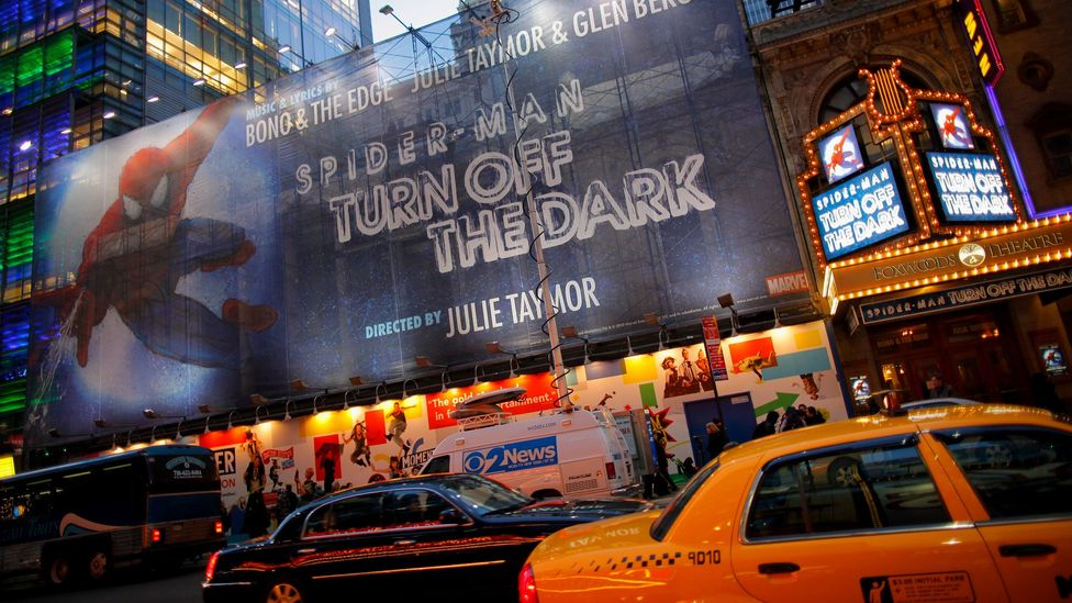 When it closed in January 2014, it had made a loss of $60 million – a Broadway record (Credit: Getty Images)