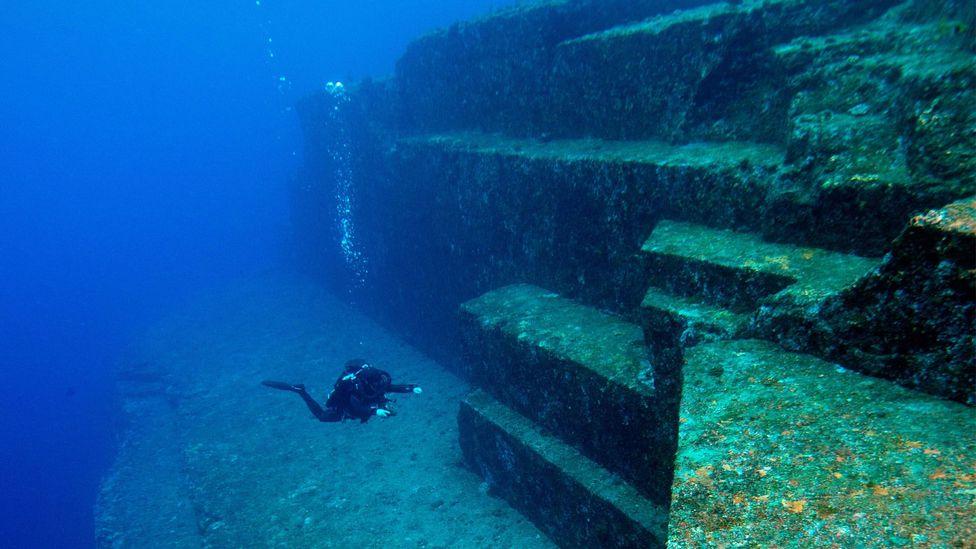 The truth behind Japan's mysterious 'Atlantis' (Credit: Naotomo Umewaka)