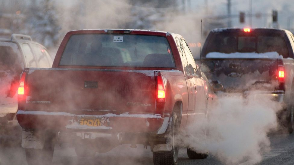 People understand the impact of emissions on climate change but still want to keep driving, research shows (Credit: Alamy)
