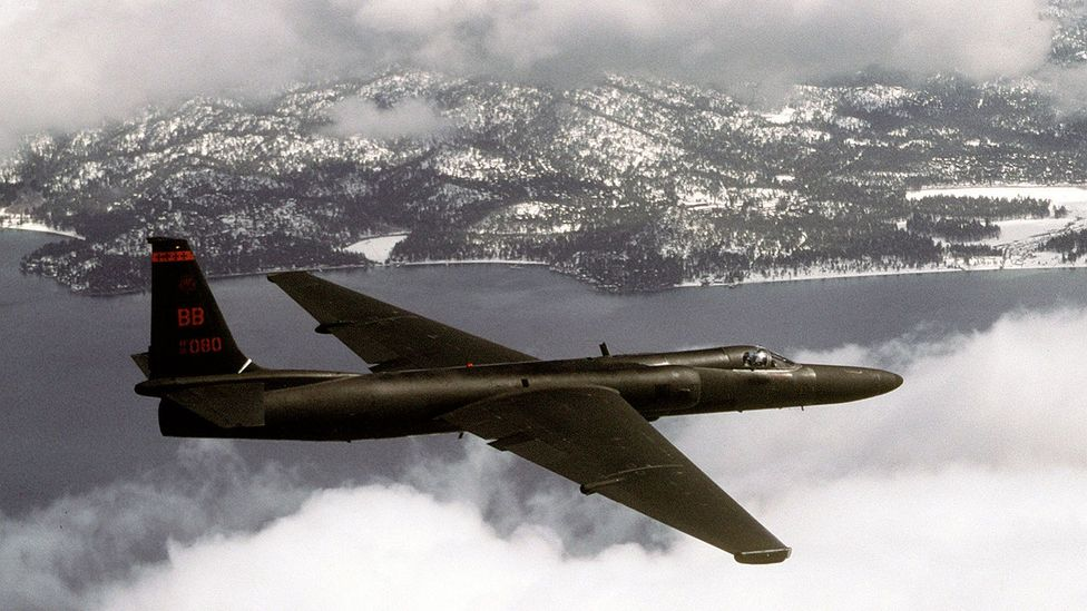 The U-2 was designed to snoop over Soviet territory in order to keep tabs on the USSR's military (Credit: Universal History Archive/Getty Images)