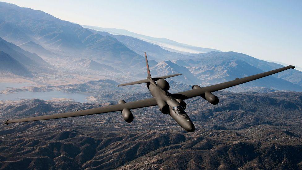 Lockheed U-2 (Credit: Lockheed Martin)