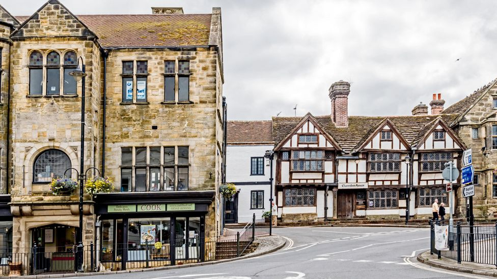 The well-heeled market town of East Grinstead has a wealth of architectural heritage (Credit: Luise Berg-Ehlers/Alamy)
