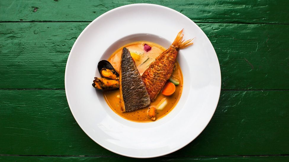 Fish is generally associated with a more expensive diet – so could it be that those who eat more fish are higher-income and healthier in general? (Credit: Getty Images)