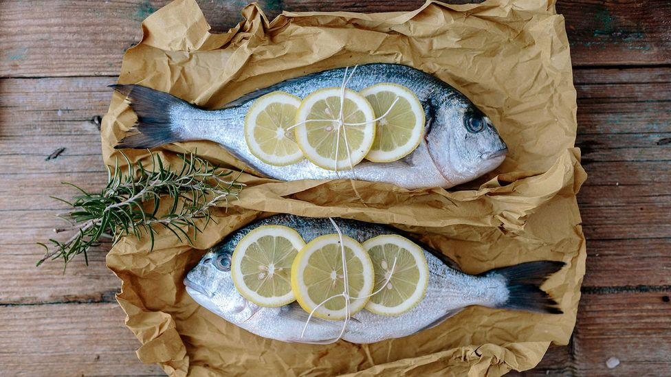 Growing demand for fish oil supplements means that the level of omega 3s in the fish we eat is declining (Credit: Getty Images)