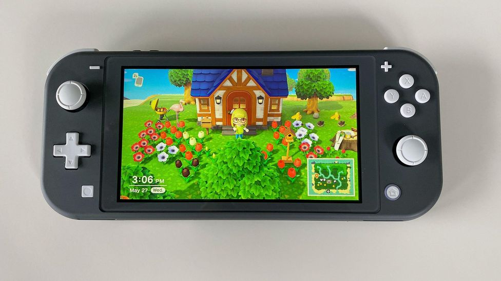 The game Animal Crossing has become a phenomenon, standing in for social interaction during lockdown – and being the virtual site of parties and weddings (Credit: Alamy)