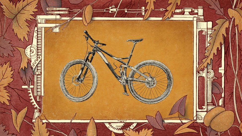 At times, bikes completely sold out, so many rolled out their old rusty cycles (Credit: Emmanuel Lafont)