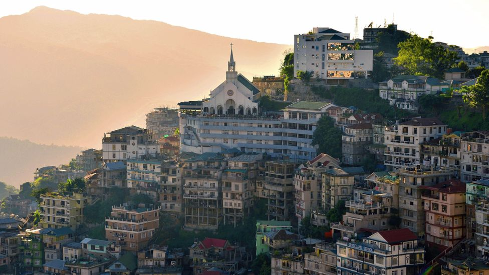 """Aizawl is India's only """"honk-free"""" city, where people follow traffic rules and don't blare their horns (Credit: Wildlife/Alamy)"""