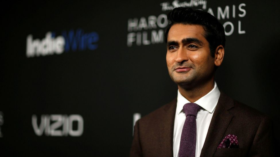 Kumail Nanjiani is one of several high-profile figures who joined the #MyNameIs social media campaign (Credit: Alamy)