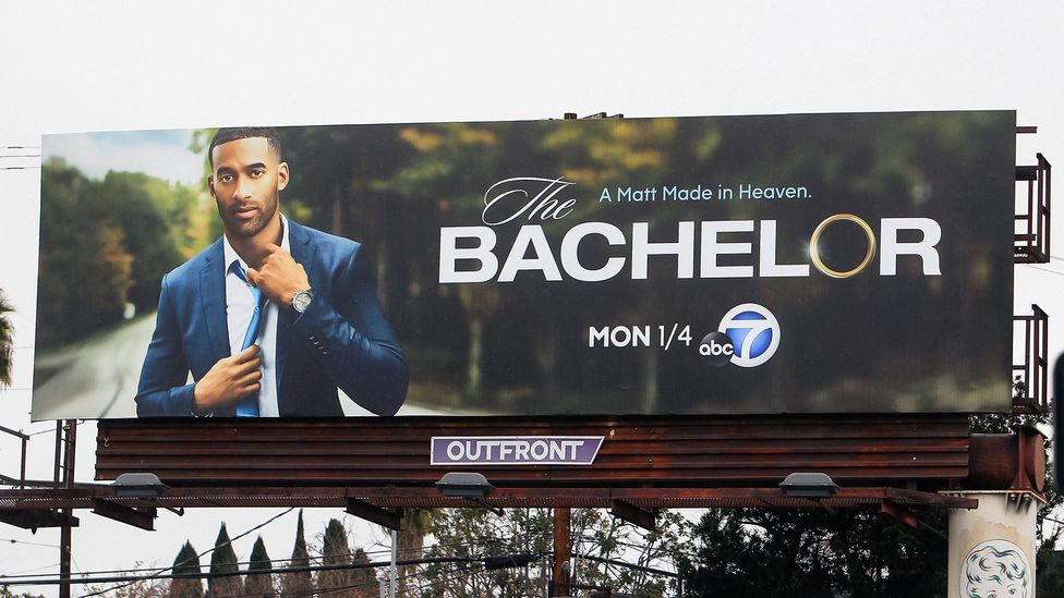 The current season of The Bachelor, which has been airing since 2002, features the first black star in the programme's history (Credit: Getty)