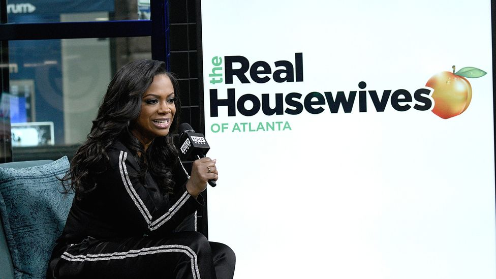 Kandi Burruss of The Real Housewives of Atlanta, a programme criticised as being problematic in the past, has spoken out on issues like Black Lives Matter in 2020 (Credit: Getty)