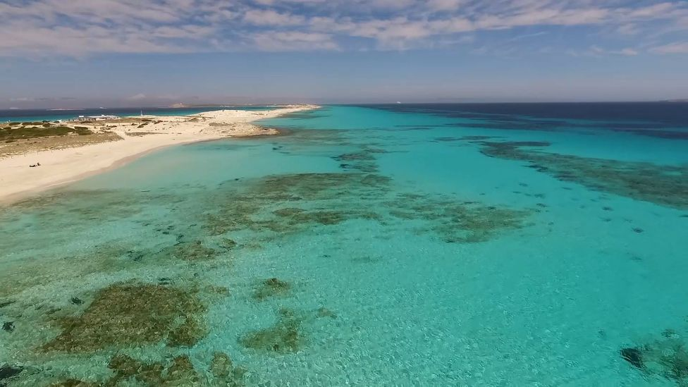 Formentera boasts some of the most spectacular beaches of the world