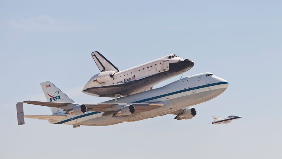 Nasa's spaceplane era so far ended with the retirement of the Space Shuttle fleet in 2011 (Credit: Ted Soqui/Corbis/Getty Images)