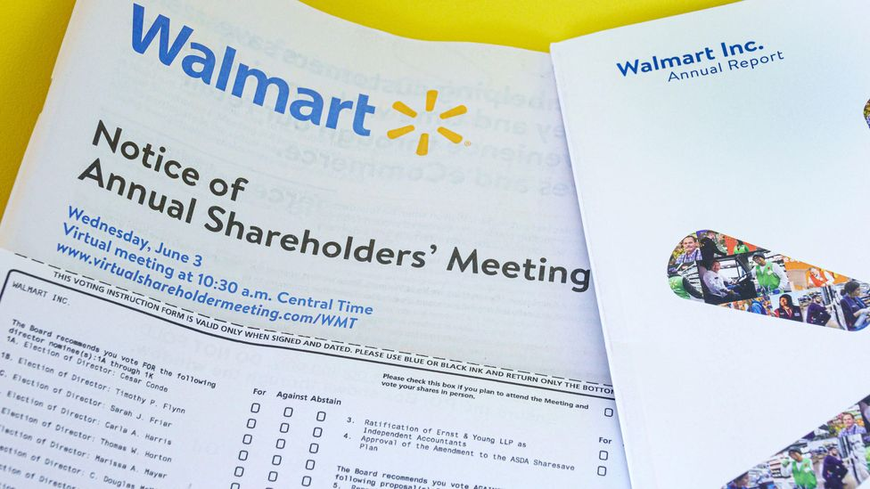 As shareholders have grown in power, their demand for high share prices has nudged up CEO pay (Credit: Alamy)
