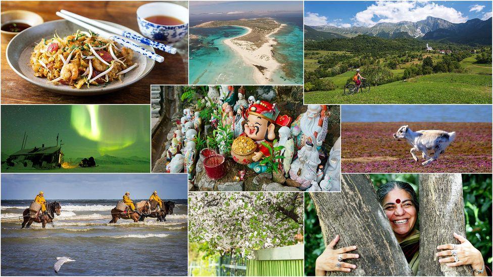 BBC Travel 50 Reasons to Love the World - 2021 (Credit: BBC Travel)