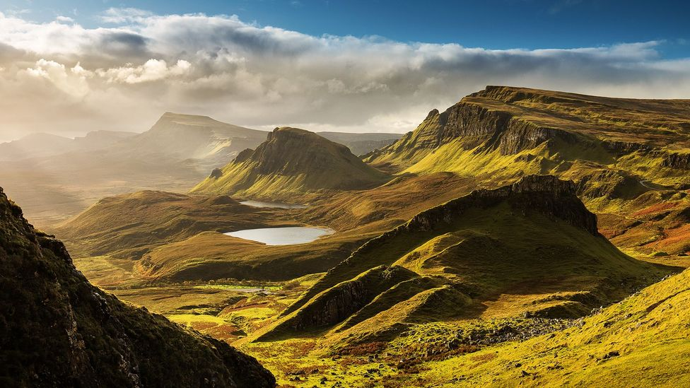 In the 19th Century, the Scottish Highlands became a holiday hotspot for horse riding, hunting and other adventures led by ghillies (Credit: danm/Getty Images)