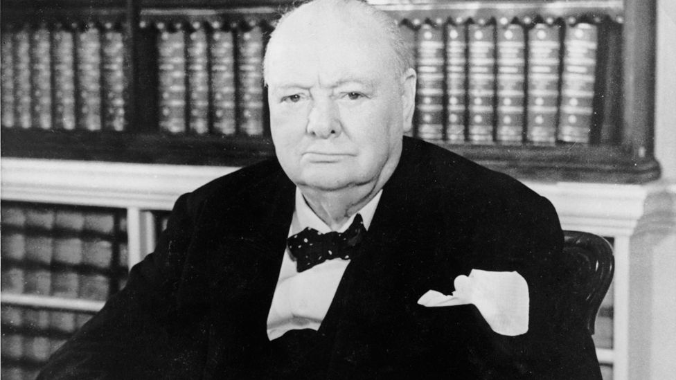 Winston Churchill is among those who have been consoled by Jane Austen in times of trouble (Credit: Alamy)