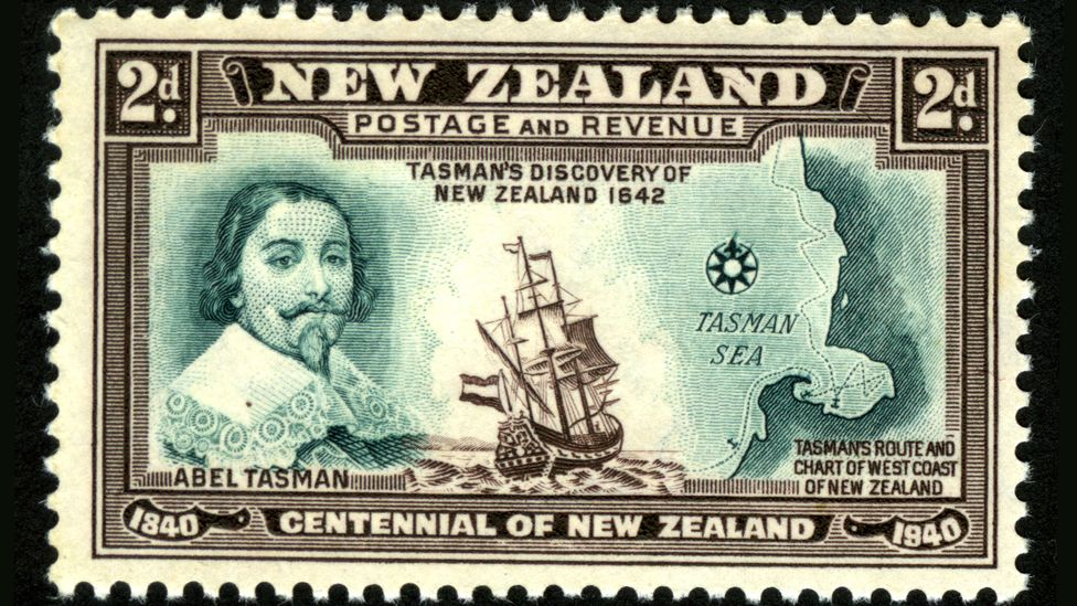 Abel Tasman arguably did find the great southern continent, though he didn't realise 94% of it is underwater (Credit: Alamy)