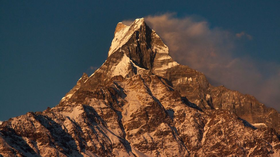 Officially opened in 2012, the five-day Mardi Himal trek offers spectacular views of Machhapucchare (Credit: Neelima Vallangi)